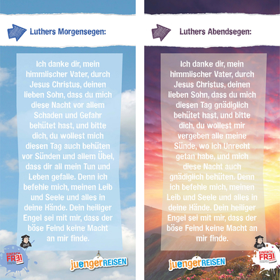 Luther Morgensegen